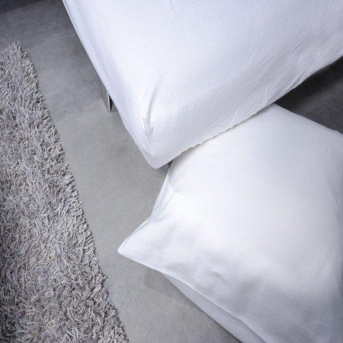 protege oreiller fermeture glissi re et imperm able. Black Bedroom Furniture Sets. Home Design Ideas