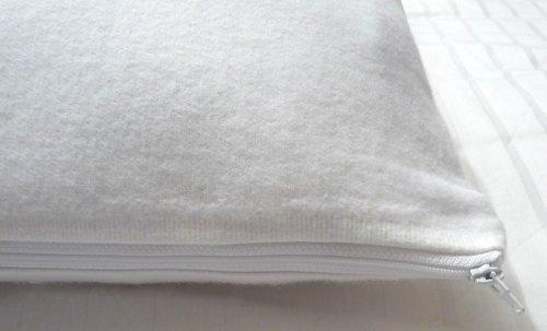 prot ge oreiller traversin imperm able 45x70 zip. Black Bedroom Furniture Sets. Home Design Ideas