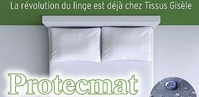 COUETTES DESTOCKAGE - COUETTE 150x220 PROTECMAT STK-0349